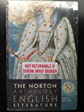 The Norton Anthology: English Literature with Shakespeare's Hamlet (Ed. Miola) (0393129977) by M. H. Abrams