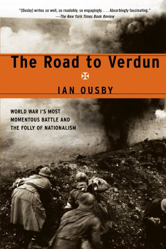 nationalism in world war 1. The Road to Verdun: World War