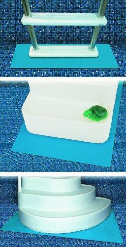Hydro Tools 87956 Protective Pool Ladder Mat And Pool Step