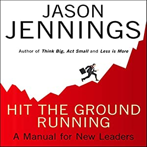 Hit the Ground Running Audiobook