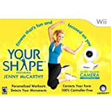 YOUR SHAPE W/CAMERA JENNY WII - Standard Editionby Ubisoft