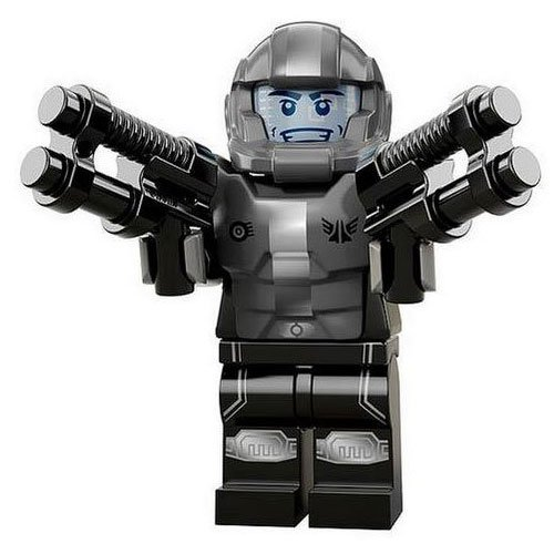 LEGO Minifigures Series 13 Galaxy Trooper Construction Toy - 1