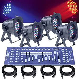 LED Par 56 System Stage Lighting Package