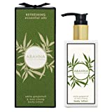 Abahna Body Lotion White Grapefruit and May Chang 250 ml