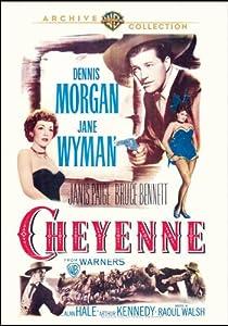 Amazon.com: Cheyenne: Dennis Morgan, Jane Wyman: Movies & TV