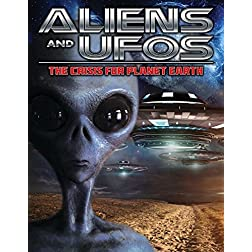Aliens and UFOs: The Crisis for Planet Earth 2-DVD Set