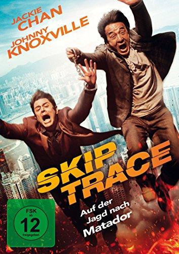 Jackie Chan - Skiptrace [DVD]