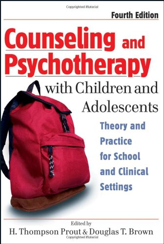 Counseling and Psychotherapy with Children and...