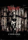 Slipknot The Gray Chapter offiziell Nue Schwarz Textile Flag Poster 75cm x 110cm