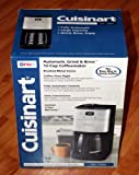 Cuisinart Grind & Brew 12-cup 24 Hour Programmable Coffee Maker