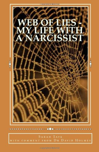 Web of Lies - My Life with a Narcissist (Paperback) by Sarah Tate