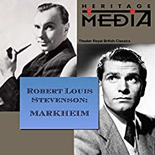 Markheim  by Robert Louis Stevenson Narrated by Laurence Olivier