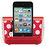 eKids Minnie Mouse Stereo Speaker for all MP3 Players, by iHome - DM-M9