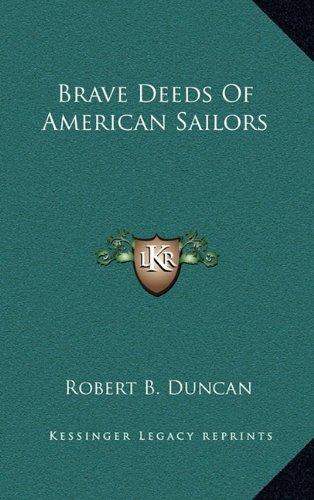 Brave Deeds of American Sailors