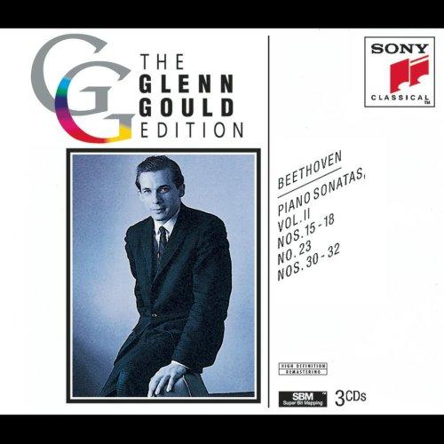 Glenn Gould Edition: Ludwig Van Beethoven-Klaviersonaten, Band II