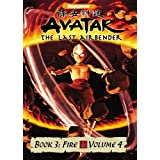 Avatar The Last Airbender - Book 3 Fire, Vol. 4 ~ Zach Tyler