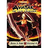 Avatar The Last Airbender - Book 3 Fire, Vol. 4 ~ Zach Tyler