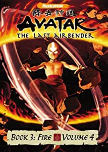 Avatar - The Last Airbender: Book 3: Fire - Volume 4 [Import]