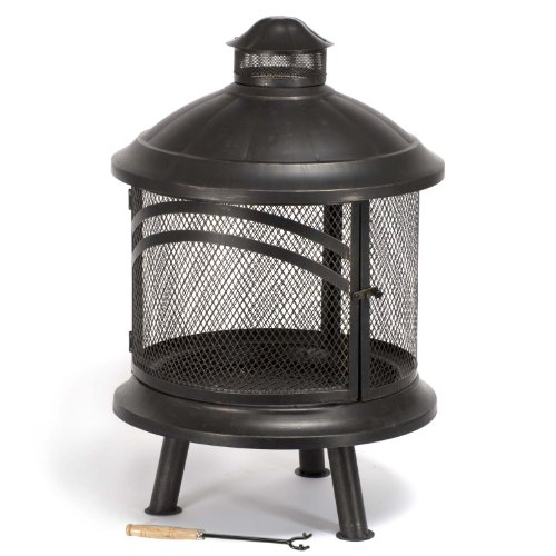 New Outside Fire Place Wood Burning Outdoor Fireplace Fire