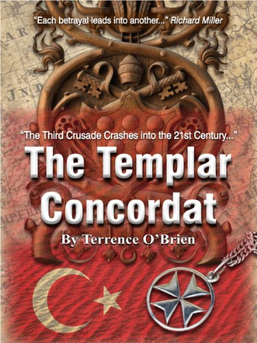 "Kindle Nation Bargain Book Alert: ""If you loved the idea of Dan Brown's bestsellers, but weren't so crazy about all the arty esoterica, Terrence O'Brien's The Templar Concordat could hit your sweet spot."" – 11 out of 12 Rave Reviews, Just $2.99 on Kindle!"