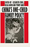 img - for China's One-Child Family Policy book / textbook / text book