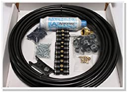 Aero Mist 11 Nozzle Low Pressure Misting Kit