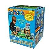 Babalu- City Blocks Stacking Blocks & Playmat