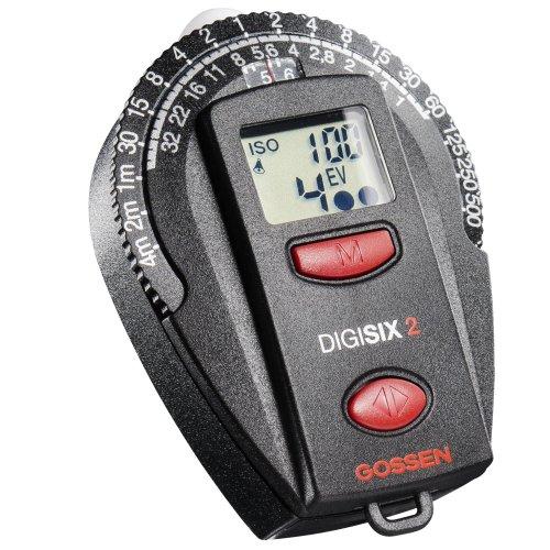 Gossen GO 4006-2 Digisix Light Meter 2