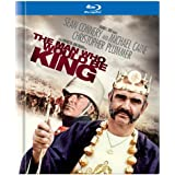 Man Who Would Be King [Blu-ray] [1975] [US Import]