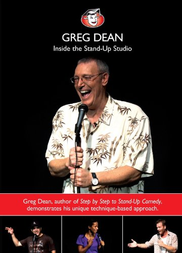 Greg Dean, Inside The Stand-Up Studio