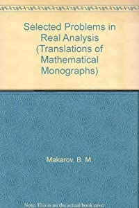 Berman problem book in mathematical analysis