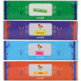 Deepa Traders Powder Incense Sticks (23 Cm X 3 Cm X 23 Cm, Pack Of 200)