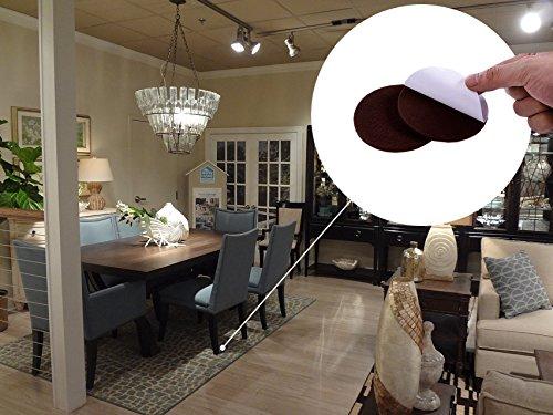 X PROTECTOR Premium CLASSIC Pack Furniture Pads 101 Piece! Felt Pads  Furniture Feet   Your Best Wood Floor ...