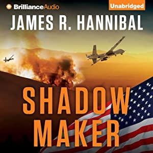 Shadow Maker: Nick Baron, Book 2 | [James R. Hannibal]
