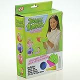 CPEX Juggle Bubbles Activity Kit Bubble Maker Refill Solution Bouncing Bubble Game