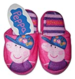 Girls slippers mules peppa pig