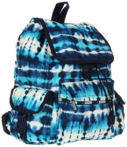 not interested lesportsac voyager backpack tie dye one. Black Bedroom Furniture Sets. Home Design Ideas