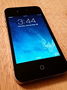 Amazon com apple iphone 4 8gb black net 10 ready use verizon s