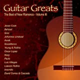 Guitar Greats the Best of New Flamenco Volume III