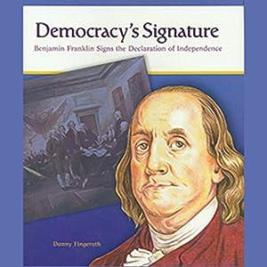 Democracy's Signature Audiobook