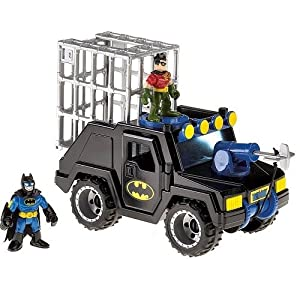 Batman ATV Exclusive - Imaginext Batman Vehicle Set