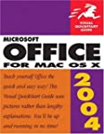 Microsoft Office 2004 for Mac OS X: V...