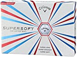 Callaway(キャロウェイ) ゴルフボール(1ダース12個入り) SUPERSOFT 2015年モデル 6419352120044 ホワイト