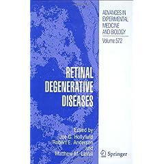 【クリックで詳細表示】Retinal Degenerative Diseases (Advances in Experimental Medicine and Biology)