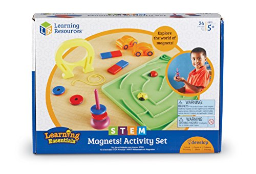 Learning Resources Stem Magnets Activity Set JungleDealsBlog.com