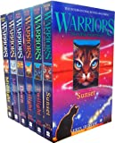 Erin Hunter Warriors: The New Prophecy 6 Books Collection Pack Set RRP: 41.9...