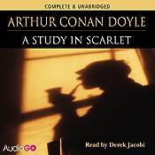 A Study in Scarlet   [Sir Arthur Conan Doyle]
