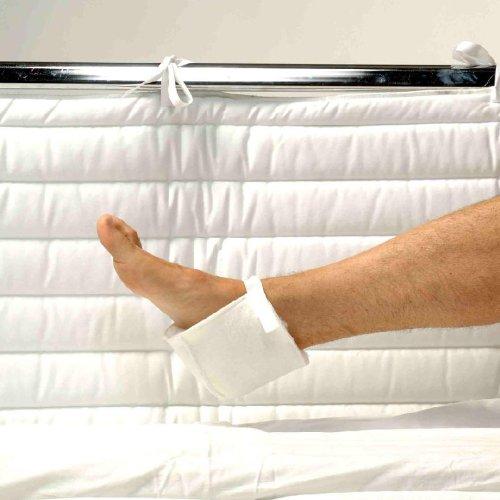 Lot de 2 Protège talon universel réduire les douleurs et les apparitions d'escarres