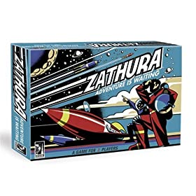 Zathura board game!