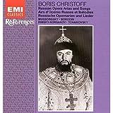 Boris Christoff - Russian Opera Arias & Songs (EMI References)